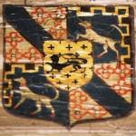 Armoiries Montboissier Presbytère