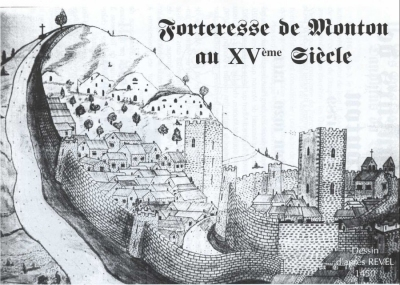 Ancienne Forteresse Guillaume Revel