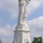 statue vierge de Monton