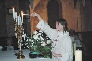 procession aux flambeaux 1