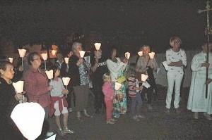 procession aux flambeaux 2